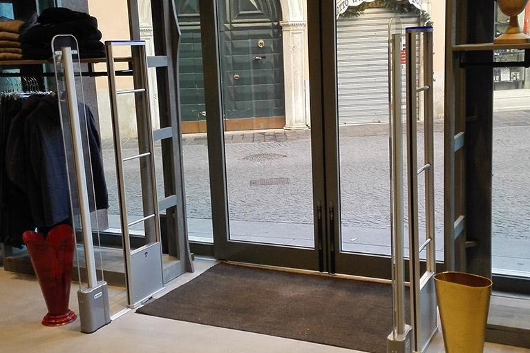 Metal detector per negozi e supermercati