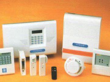 Sistemi antifurto wireless per casa e negozi
