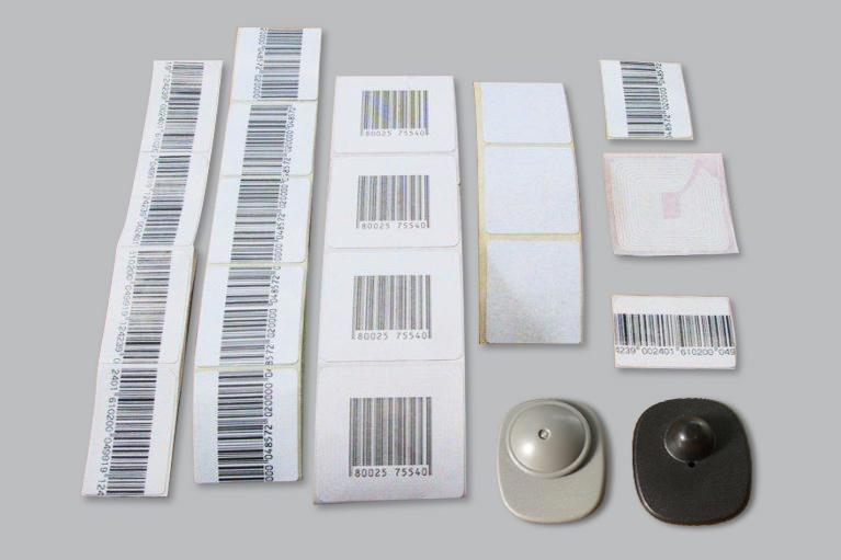 etichette radiofrequenza per anttaiccheggio
