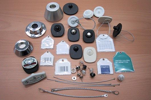 accessori per antitaccheggio